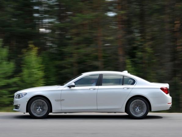 BMW 7er Facelift (2013) Verbrauch
