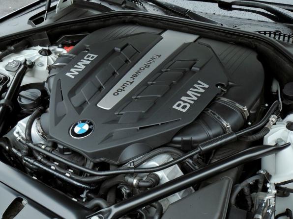 BMW 7er Facelift (2013) neue MOtoren