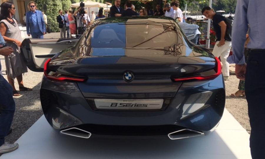 Das ist das BMW 8er Coupu00e9 2019 in all seiner puren ...