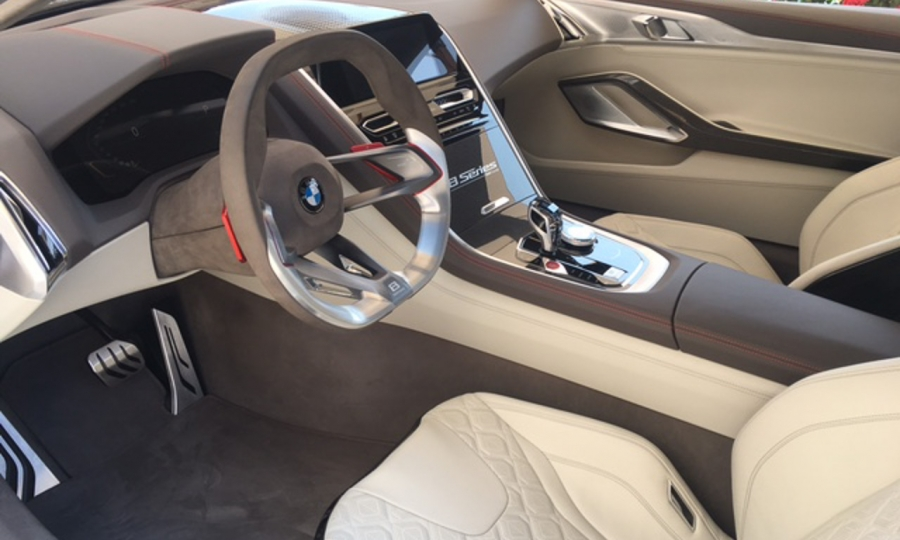 BMW 8er Konzept