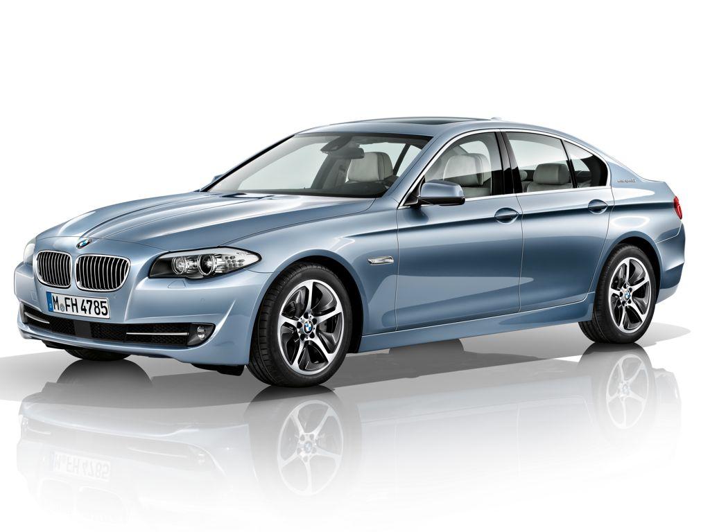 BMW ActiveHybrid 5 (2012): Preise, Bilder, technische Daten