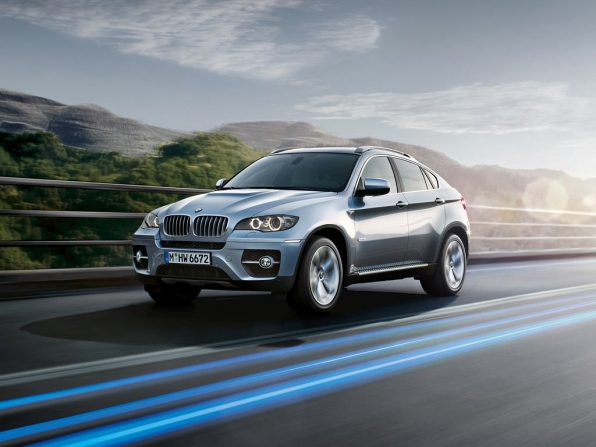 BMW ActiveHybrid X6 (2010)