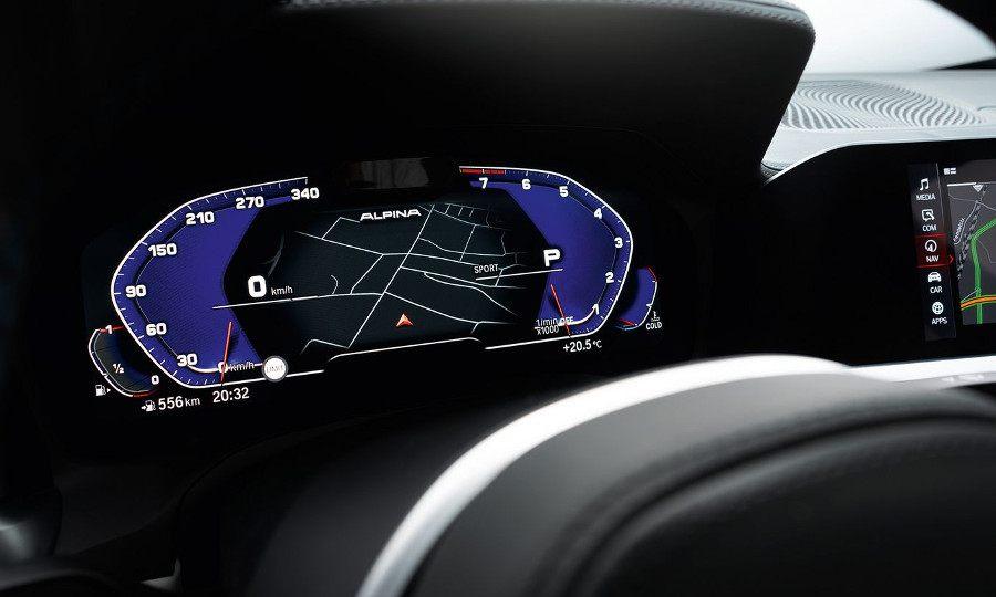 BMW Alpina B3 Touring Verkaufsstart