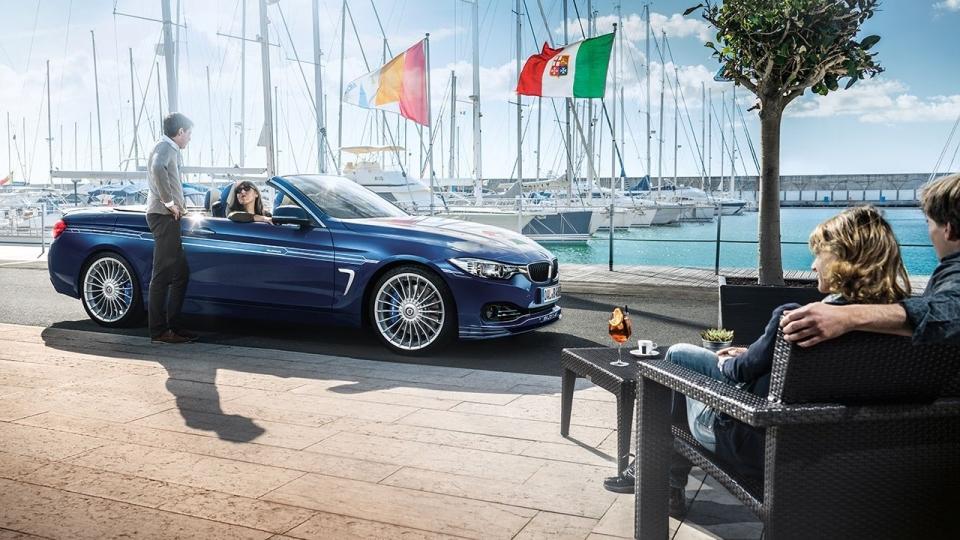 BMW Alpina B4 (2014)