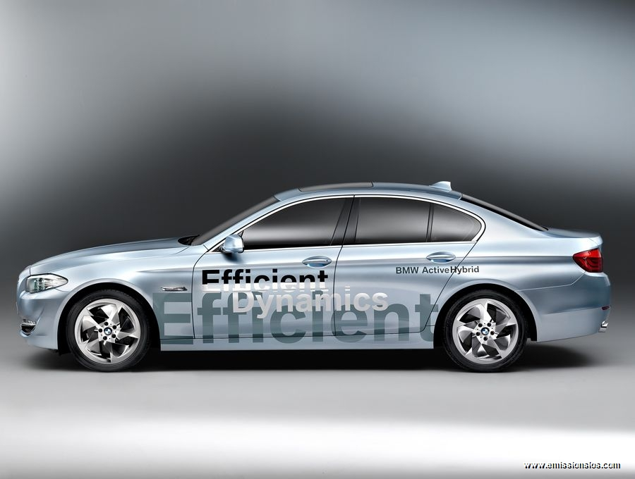 Bmw Concept 5 Series 2010