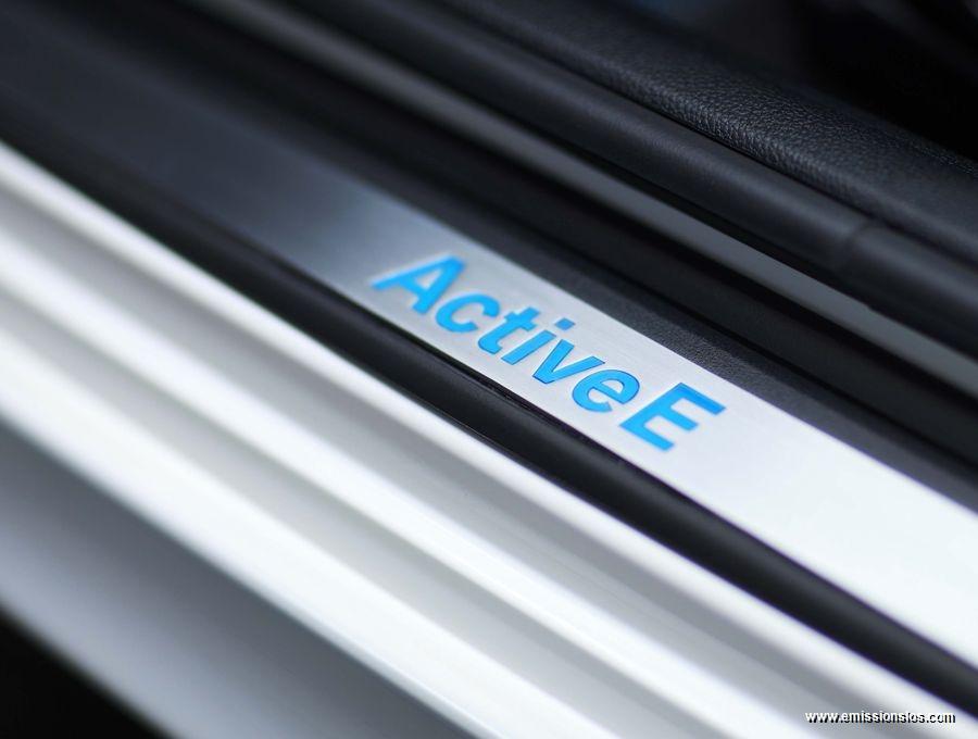 Bmw Concept Active E 2010