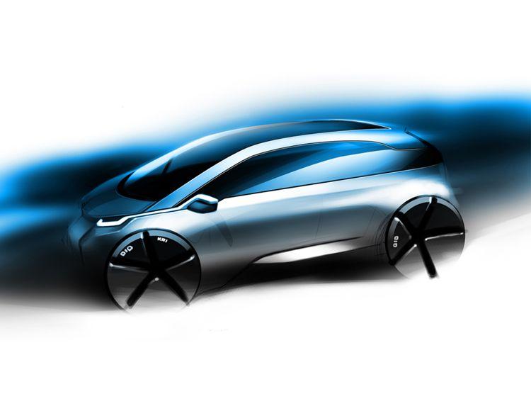 Bmw Elektroauto Project I Serienfertigung Ab 2013 In Leipzig Geplant