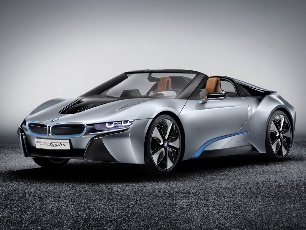 bmw i8 spyder 2012. Black Bedroom Furniture Sets. Home Design Ideas