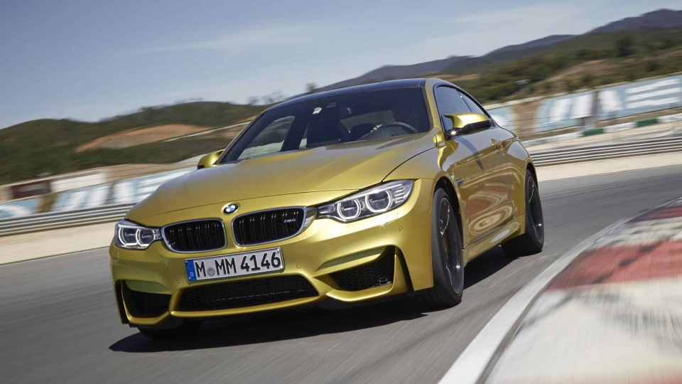 BMW M4 Coupe (ab 2014)