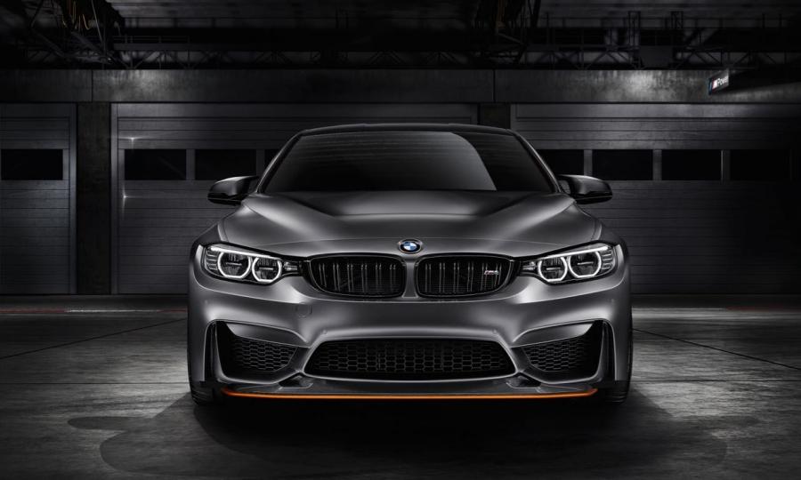BMW M4 GTS Konzept