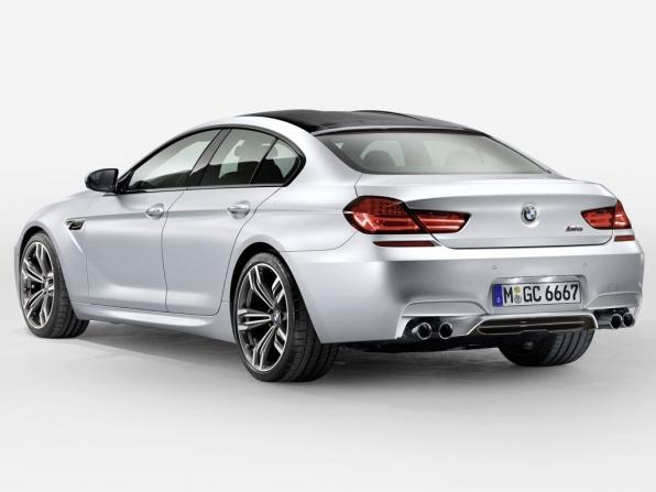 BMW M6 Gran Coupé (2013)
