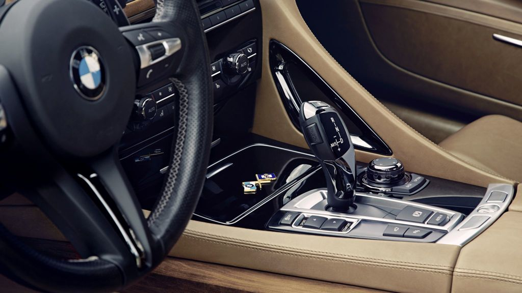 BMW Pininfarina Gran Lusso Coupe (2013)