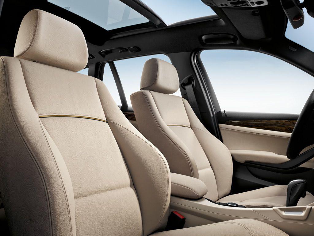 BMW X1 Innenraum