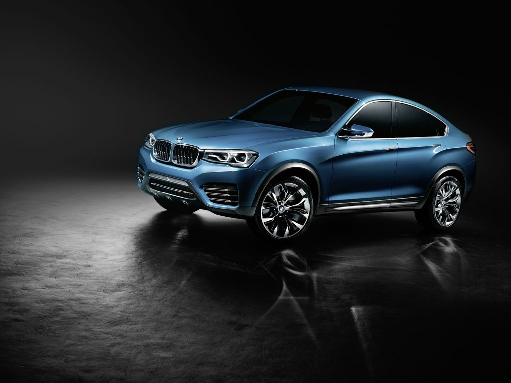 BMW X4 Concept (2013)