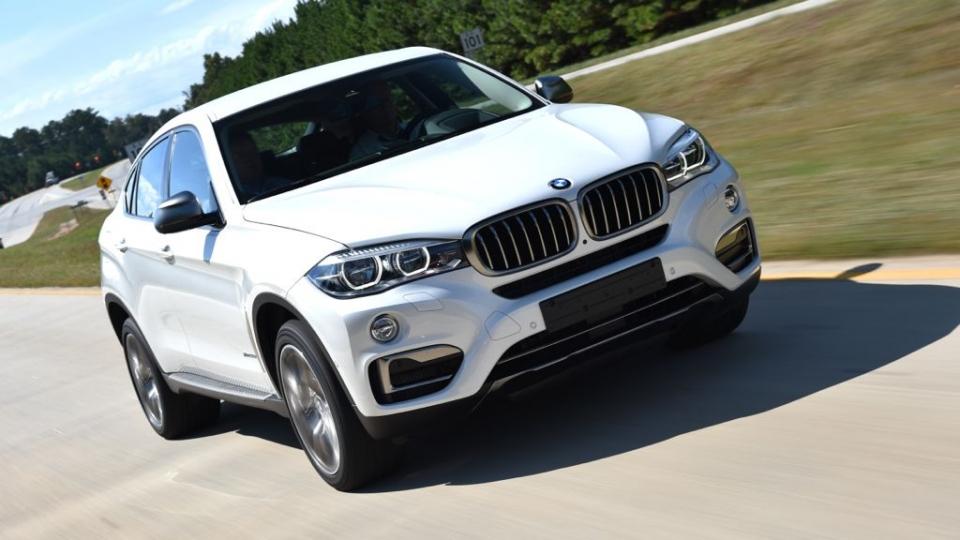 BMW X6 (ab 2014)