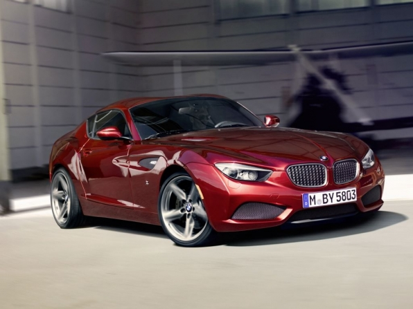 BMW Zagato Coupe (2012)