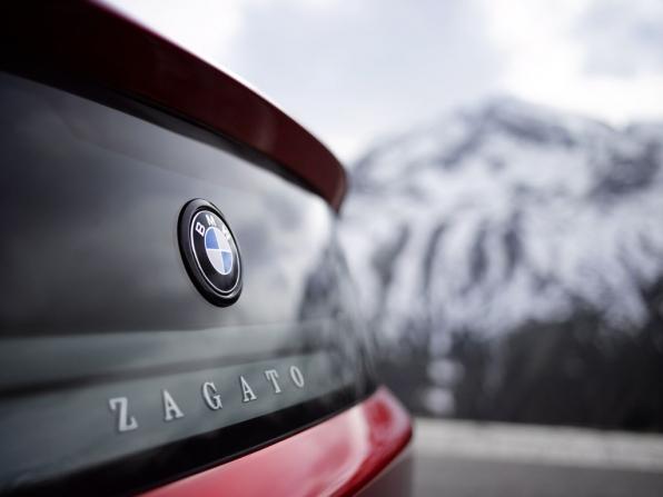 BMW Zagato Coupe (2012)