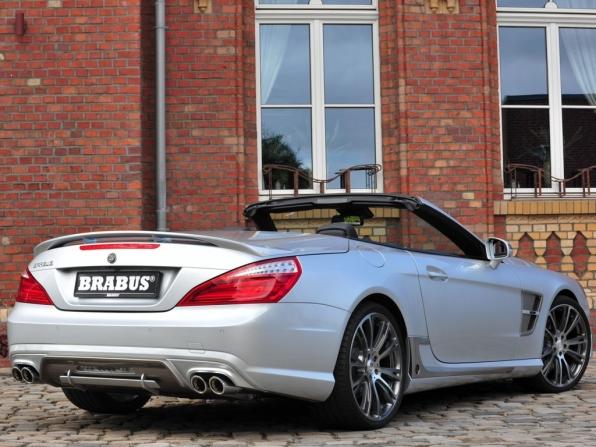 Brabus SL 500 (2012)