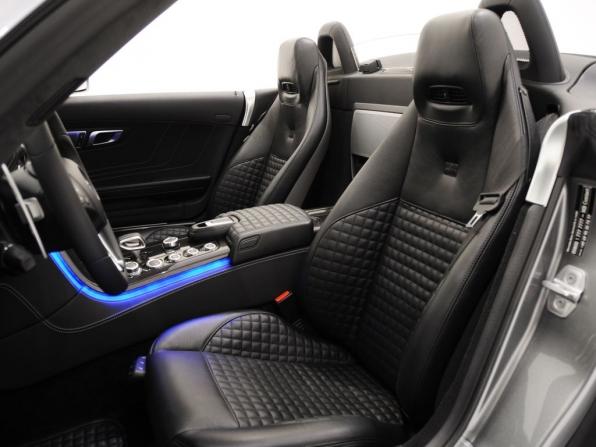 Brabus SLS AMG Roadster (2012)