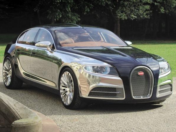 Bugatti Galibier (2012)