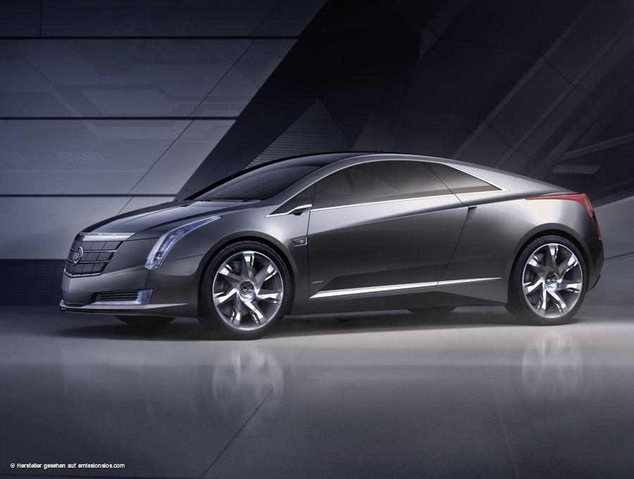 Cadillac Converj Concept 2008