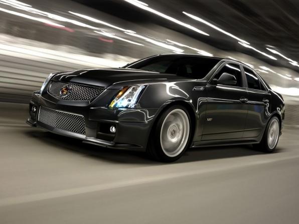 Cadillac CTV-S Sedan (2013)