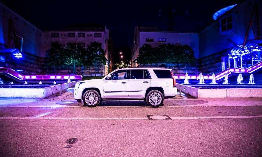 Cadillac Escalade (2017) im Test