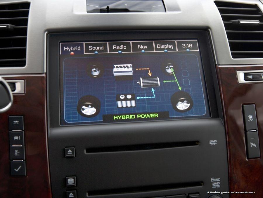 Cadillac Escalade Hybrid 2010