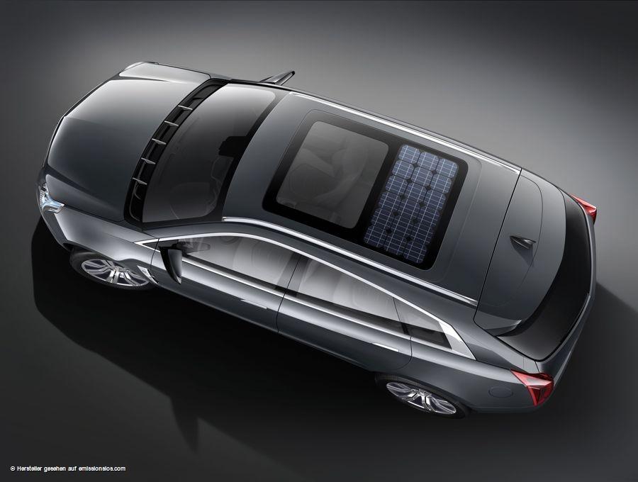 Cadillac Provoq 2009