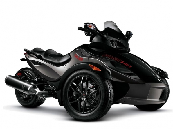 Can-Am Spyder RS Roadster (2012)