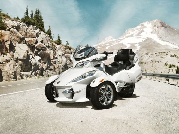 Can-Am Spyder RT Roadster (2012)