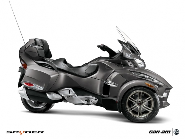 Can-Am Spyder RT Roadster (2012)