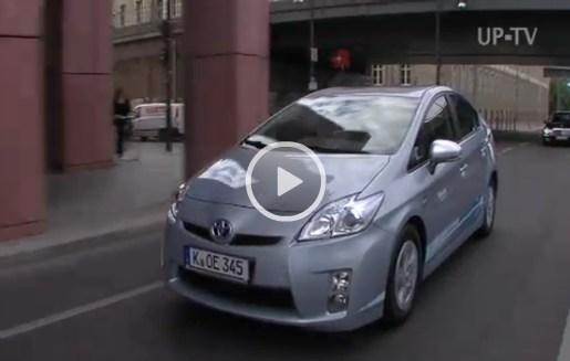 Carsharing Toyota Und Die Deutsche Bahn Starten Feldversuch Mit Dem Toyota Plugin Hybrid