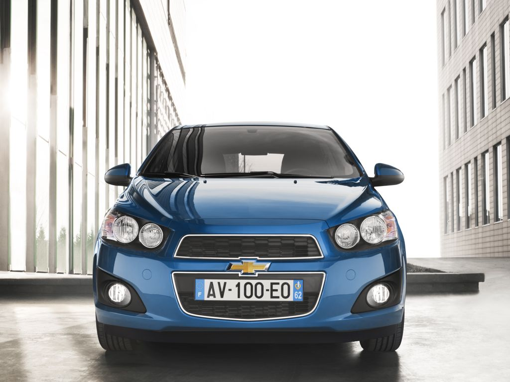 Chevrolet Aveo Preis