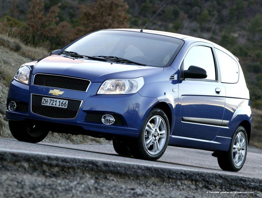Chevrolet Aveo Lpg 2010