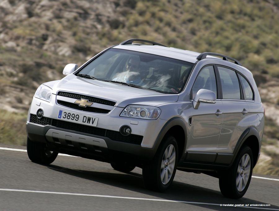 Chevrolet Captiva Lpg 2010