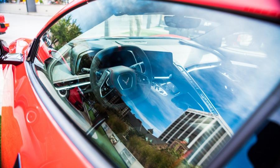 Neue Chevrolet Corvette (2020)