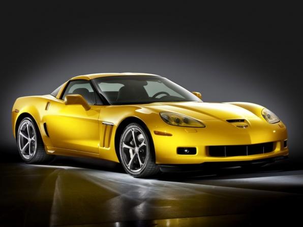 Chevrolet Corvette Grand Sport (2012)