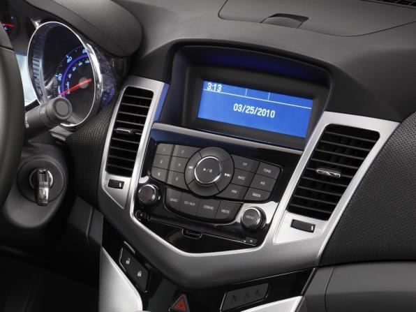 Chevrolet Cruze (2012)