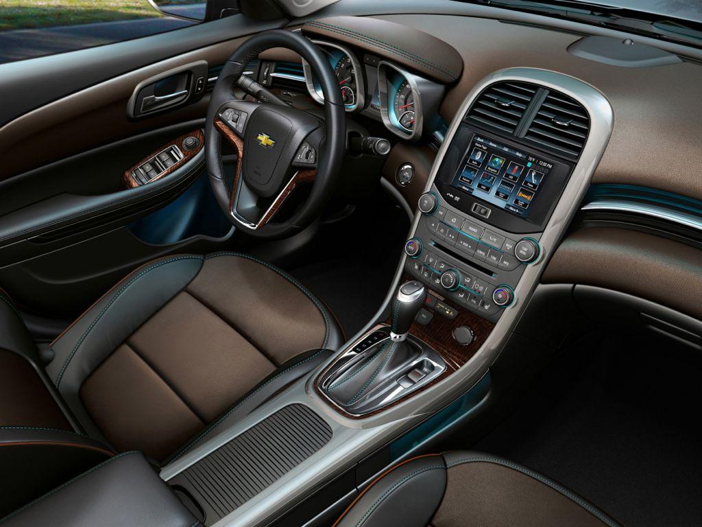 Chevrolet Malibu (Mj 2012)