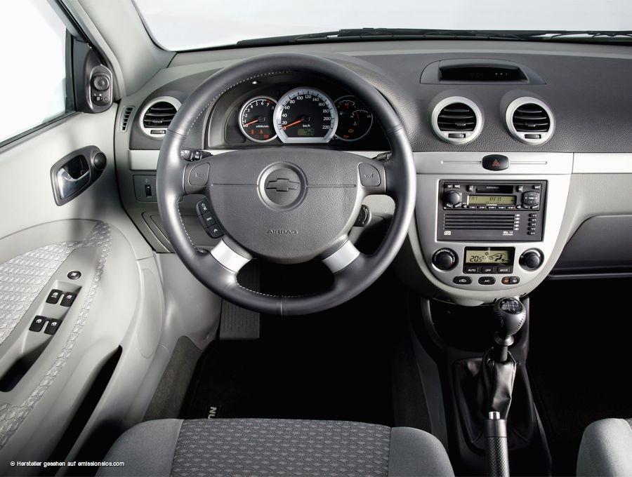Chevrolet Nubira Lpg 2010