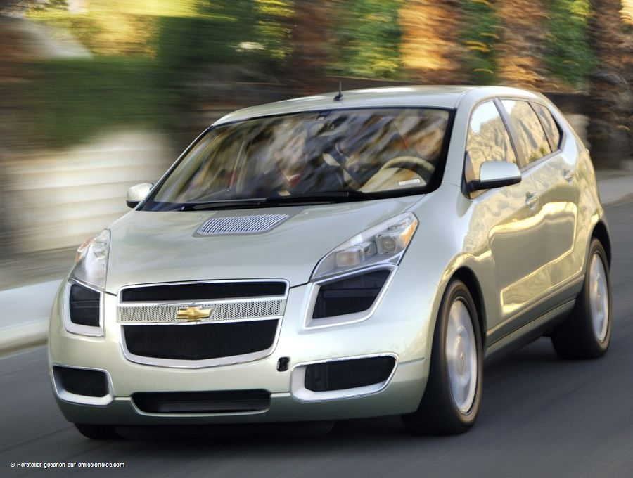 Chevrolet Sequel 2007