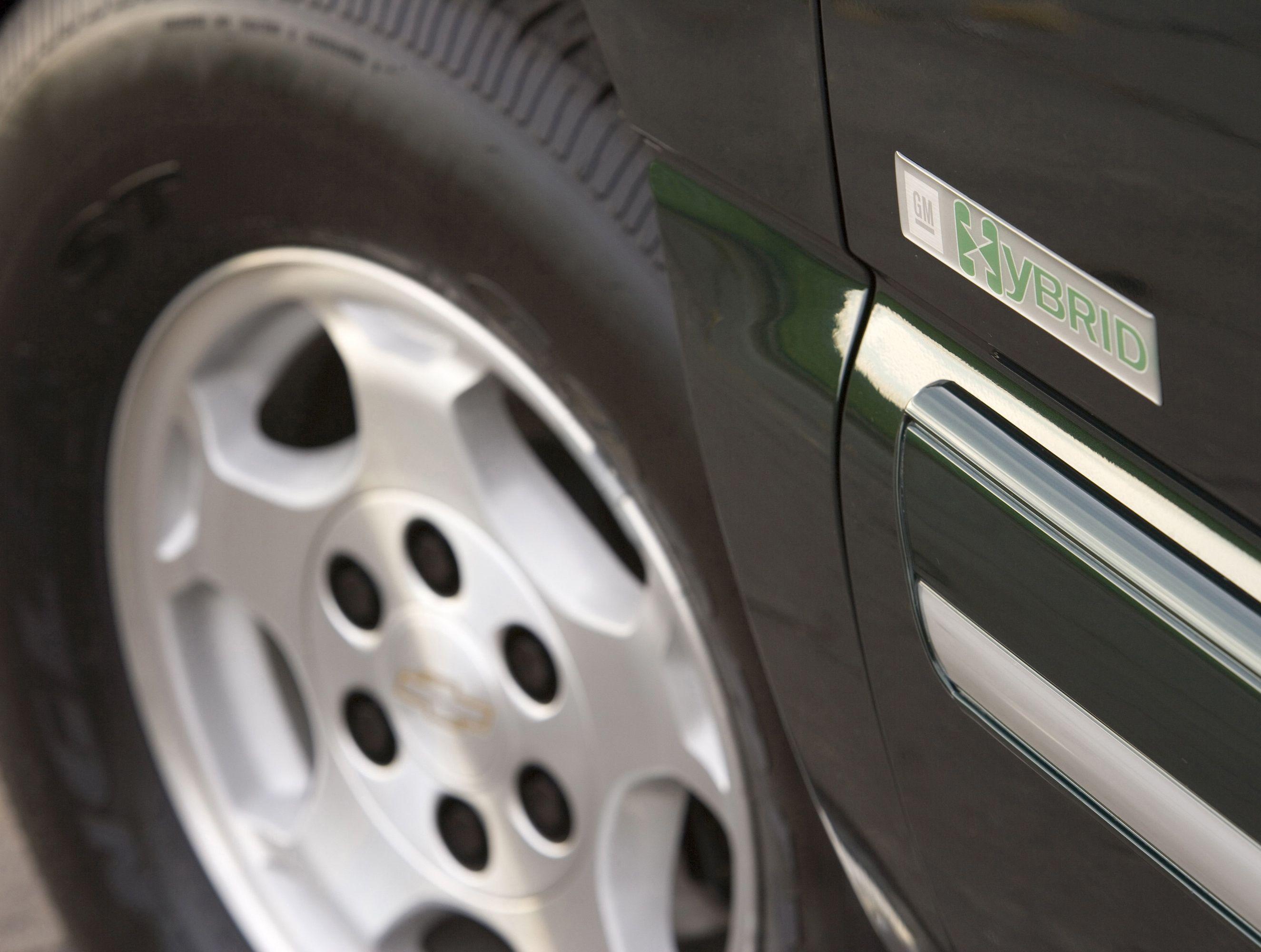 Chevrolet Silverado 2mode Hybrid 2007