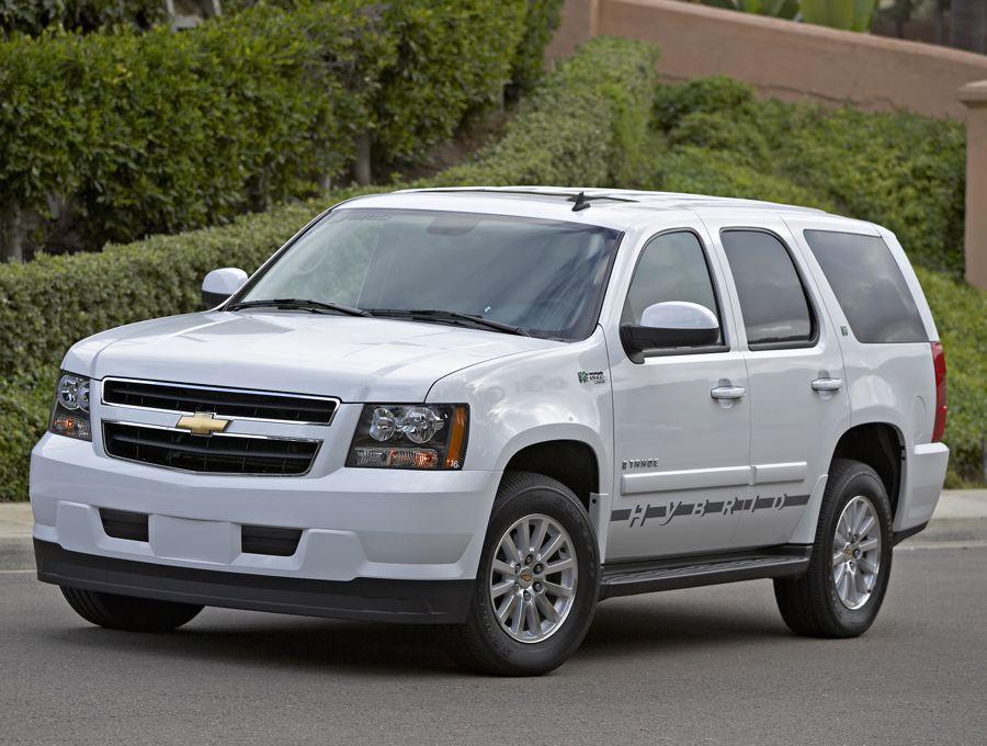 Chevrolet Tahoe 2mode Hybrid 2008