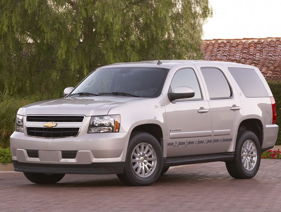 Chevrolet Tahoe 2mode Hybrid 2008