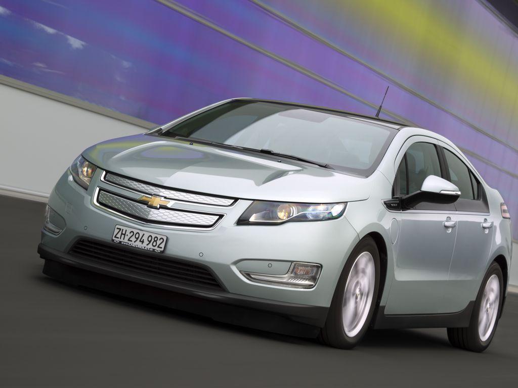 Chevrolet Volt Preis ab 41.000 Euro