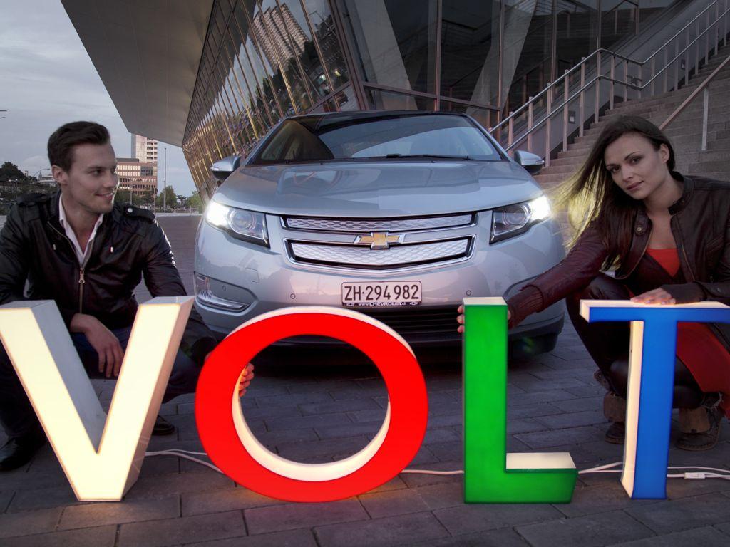 Chevrolet Volt Produktionsstop