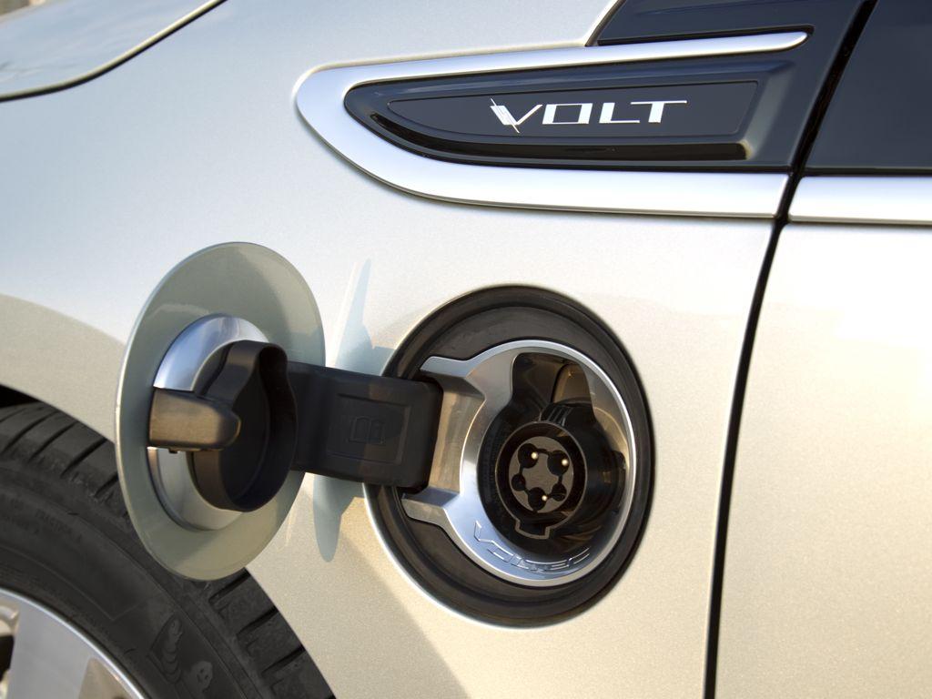 Chevrolet Volt Crashtest