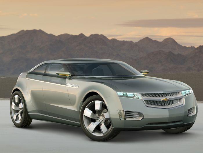 Chevrolet Volt Automobile Revolution Oder Nur Eine Tuschung