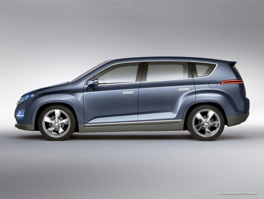 Chevrolet Volt Mpv5 Concept 2011